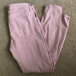 New! Women's GAP Light Pink Jeggings